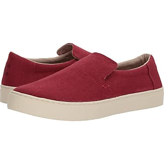 Men's Lomas Slip-On Henna Red Heritage Canvas 7 D US