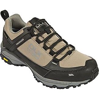 Trespass Carnegie - Stivali da Escursionismo Donna, Marrone (Brindle/Sage), 40 EU