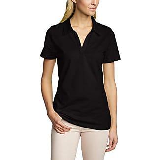 Trigema 521612 - Camiseta Manga Corta de manga corta para mujer, color schwarz 8, talla 44