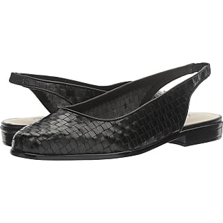 Trotters Lucy (Black) Womens Shoes