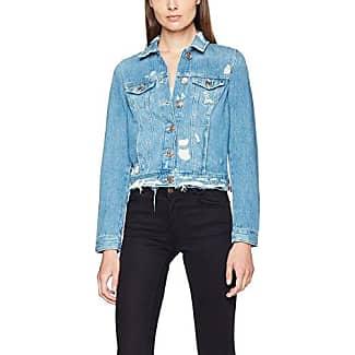 Veste en jean femme la halle