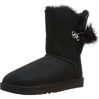 UGG Bonham Black, Schuhe, Stiefel & Boots, Chelsea Boots, Schwarz, Female, 36