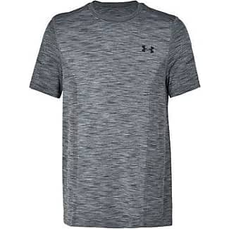 UA HG ARMOUR PRINTED SS - TOPWEAR - T-shirts Under Armour