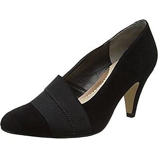 Van Dal Kett - Zapatos de Vestir para Mujer Negro Negro 36 4NaOPsJA