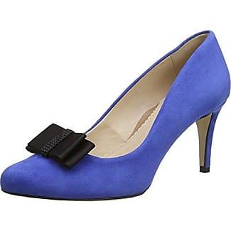 Van DalBaxter - Zapatos de Tacón Mujer, Color Azul, Talla 41.5