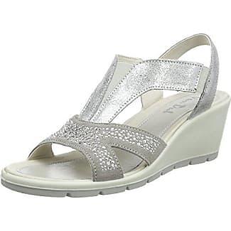 Van Dal Sanson - Zapatos sin cordones de otra piel Mujer, color plata - silver (metallic), talla 39 EU