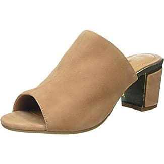 2672, Zapatos de Cuña Mujer, Naranja (Coral), 37 1/3 EU Van Dal