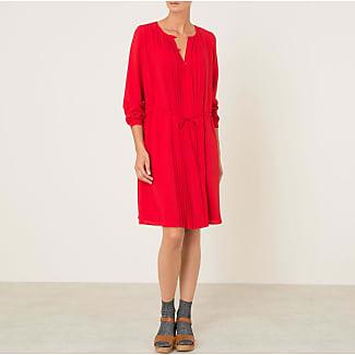 Robe portefeuille rouge vanessa bruno