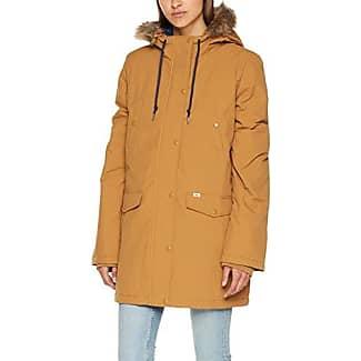 abrigo vans mujer