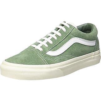 vans mujer verdes
