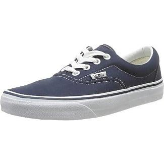 Vans Canvas 1 Sneaker Unisex Adulto Blu Blau Navy 47 Scarpe 47
