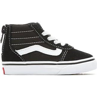 vans ward hi women's skate shoes black