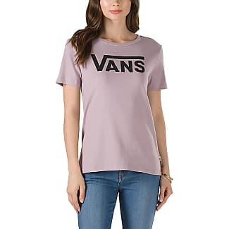 maglietta vans donna nera