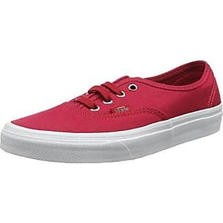 Vans - Chauffette SF, Zapatillas Mujer, Rojo (Multi Stripe/Chili Pepper), 39 EU