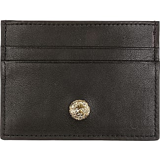 Versace business card holders sale up to 51 stylight versace versace womens wallets on sale in outlet black leather 2017 one colourmoves Images