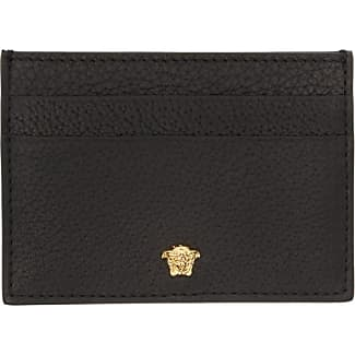 Versace business card holders sale up to 51 stylight versace black small medusa card holder colourmoves Images