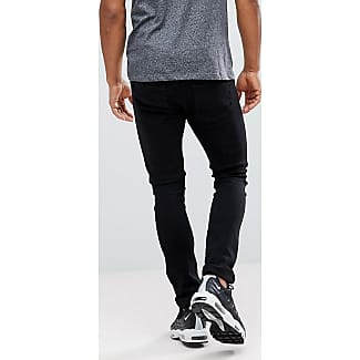 stonewashed slim-fit jeans - Black Versace Jeans Couture
