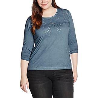 Womens T-shirt Rundhals 3/4 Arm Schmuck 3/4 Sleeve T-Shirt Via Appia Due