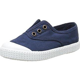 Victoria Ingles Lona - Zapatos, Unisex, Color Bleu (Marino), Talla 36