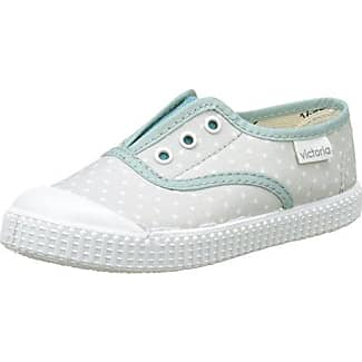 Victoria Zapatillas Unisex Adulto, Color Verde, Talla 33 EU