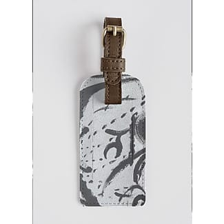 VIDA Leather Accent Tag - TWO FACED by VIDA