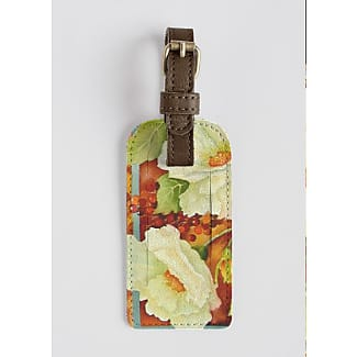 Leather Accent Tag - PINK 1 by VIDA VIDA