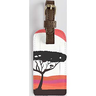 Leather Accent Tag - BEAUTIFUL TALAVERA by VIDA VIDA