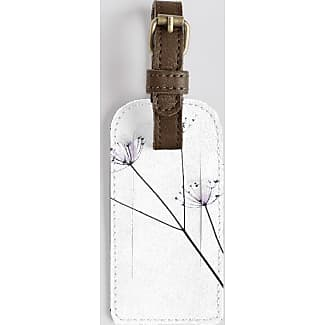 Leather Accent Tag - Winter Lace by VIDA VIDA