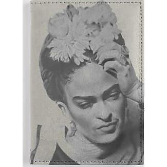 Leather Passport Case - Frida Passport Case by VIDA VIDA