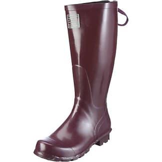 Viking RUBY 1-31300-10 - Botas para mujer, color rojo, talla 37