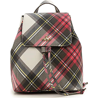 Backpack for Women, Multicolor, Coated Canvas, 2017, one size Vivienne Westwood