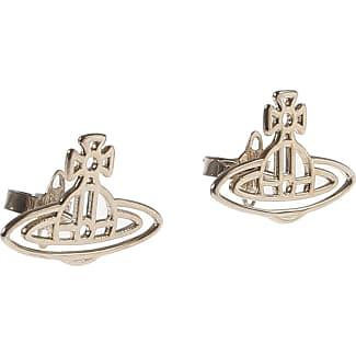 Vivienne Westwood Earrings for Women, Gold, Brass, 2017, One Size