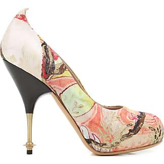 Zapatos de Tacón de Salón Baratos en Rebajas, Negro, Piel, 2017, 35.5 36 36.5 37 37.5 38 40 Alexander McQueen