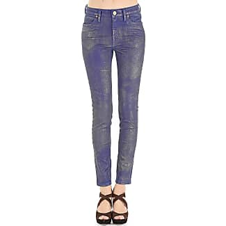 Pants for Men On Sale, Dark Blue, Cotton, 2017, 34 36 Vivienne Westwood