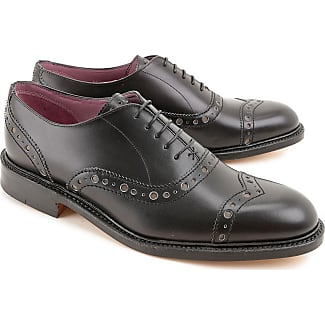Lace Up Shoes for Men Oxfords, Derbies and Brogues On Sale, Black, Patent, 2017, UK 7 - EUR 41 - US 8 UK 8 - EUR 42 - US 9 Paul Smith