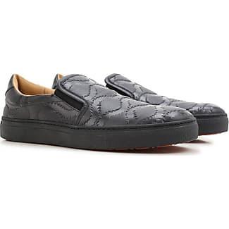 Slip on Sneakers for Men On Sale, Black, Leather, 2017, UK 8 - EUR 42 - US 9 Vivienne Westwood