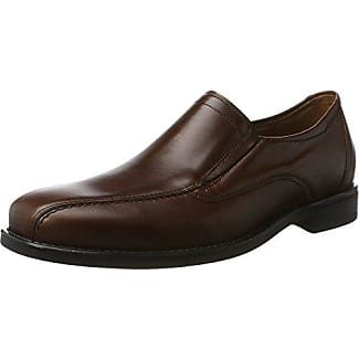 Waldläufer Heath - zapatos con cordones de cuero hombre, color multicolor, talla 42