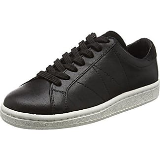Wood Wood BO Shoe Zapatillas Unisex - Adulto, Nero (Black), 38 EU (4 UK)