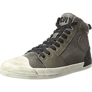 Yellow Cab Sly M, Zapatillas para Hombre, Gris (Light Grey Light Grey), 42 EU