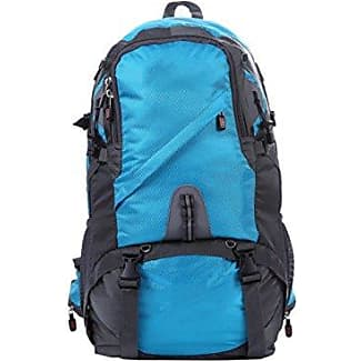 Tasche Rucksäcke Wandern Tagesrucksack Ultra-light Outdoor-Reisen Camping Reiten Rucksack Wasserdichter Wanderrucksack. Multicolor,Red-35*16*54cm Yy.f handbags