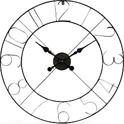horloges d 39 int rieur 821 produits jusqu 39 60 stylight. Black Bedroom Furniture Sets. Home Design Ideas