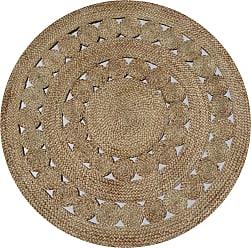 tapis ronds de plus de 18 marques jusqu 39 25 stylight. Black Bedroom Furniture Sets. Home Design Ideas