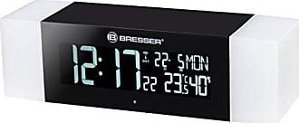 Bresser FM Radiowecker Lichtwecker Wake Up Light Sonnenaufgang Simulation  Mit Bluetooth Funktion