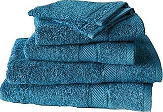 De witte lietaer 194 843 set di 6 asciugamani da bagno in cotone