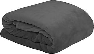 couvres lit en gris 134 produits jusqu 39 50 stylight. Black Bedroom Furniture Sets. Home Design Ideas