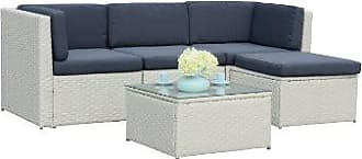 Gartenmöbel in Weiß: 276 Produkte - Sale: bis zu −40% | Stylight