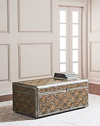 Hooker Furniture Herman Trunk Style Coffee Table