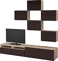 tv m bel in braun 34 produkte sale bis zu 31 stylight. Black Bedroom Furniture Sets. Home Design Ideas