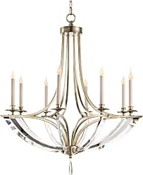 Chandeliers by john richard now shop at usd 47200 stylight john richard john richard dorry modern silver leaf crystal arm chandelier 8 light aloadofball Image collections