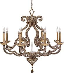 Chandeliers by john richard now shop at usd 47200 stylight john richard john richard rani global textured gold leaf candelabra chandelier 34d aloadofball Image collections